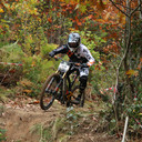 Photo of Andrew HUGHES (mas) at Caersws
