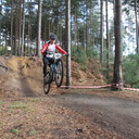 Photo of Michael WILLIAMS (end) at Crowthorne Wood
