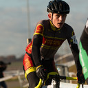 Photo of Christopher HILBERT at Cyclopark, Kent