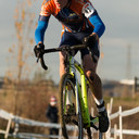 Photo of Alec GREGORY at Cyclopark, Kent