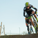 Photo of Jeremy DURRIN at Cyclopark, Kent