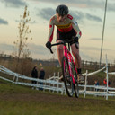 Photo of Edwyn OLIVER-EVANS at Cyclopark, Kent