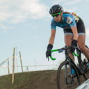 Photo of Olivia CAMPBELL at Cyclopark, Kent