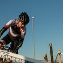 Photo of Terry SMITH (gvet) at Cyclopark, Kent