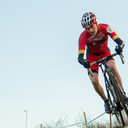 Photo of Nick BARNES at Cyclopark, Kent