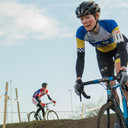 Photo of Caroline MANSFIELD at Cyclopark, Kent
