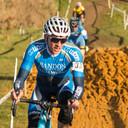 Photo of Mike JACKSON at Cyclopark, Kent