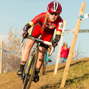 Photo of Ruby MILLER at Cyclopark, Kent