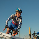 Photo of Geoff BORES at Cyclopark, Kent