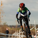 Photo of Samuel LESLIE at Cyclopark, Kent
