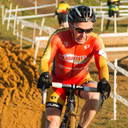 Photo of Steven DAVIES (gvet) at Cyclopark, Kent