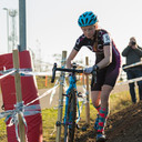 Photo of Elizabeth MCKINNON at Cyclopark, Kent