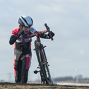 Photo of Luke GOODWILL at Cyclopark, Kent