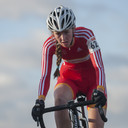 Photo of Ffion JAMES at Cyclopark, Kent