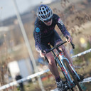 Photo of Louise HEYWOOD-MAHÉ at Cyclopark, Kent