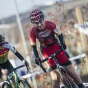 Photo of Kara PERRYMAN at Cyclopark, Kent