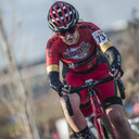 Photo of Abbie MANLEY at Cyclopark, Kent