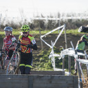 Photo of Danielle PARKER at Cyclopark, Kent