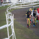 Photo of Multiple riders at Cyclopark, Kent