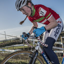 Photo of Josie NELSON at Cyclopark, Kent