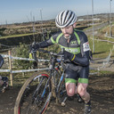 Photo of Christopher TAYLOR (gvet) at Cyclopark, Kent