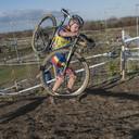 Photo of Ferdie PARSONS at Cyclopark, Kent