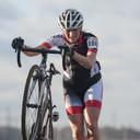 Photo of Emma PAYNE at Cyclopark, Kent