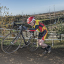 Photo of Pete MOONEY at Cyclopark, Kent