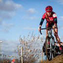 Photo of Cecilia HIME at Cyclopark, Kent