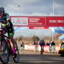 Photo of Katie SCOTTER at Cyclopark, Kent