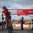 Photo of Katie SCOTT at Cyclopark, Kent