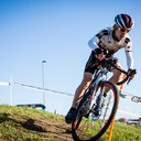 Photo of Samuel HOWES at Cyclopark, Kent