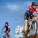 Photo of Nicole CLARKE at Cyclopark, Kent