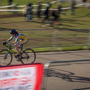 Photo of Lucy HART at Cyclopark, Kent
