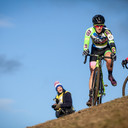 Photo of Claire BEAUMONT at Cyclopark, Kent
