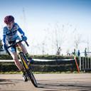 Photo of Michael NEWALL at Cyclopark, Kent