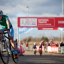 Photo of Kate EEDY at Cyclopark, Kent