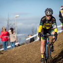 Photo of Laura WILKEY at Cyclopark, Kent