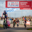 Photo of Lawrence COYLE at Cyclopark, Kent