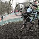 Photo of Tony FAWCETT at Peel Park, West Yorkshire