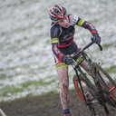 Photo of Ben ASKEY at Peel Park, West Yorkshire