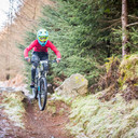 Photo of Cameron DICKSON at Ae Forest