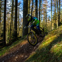 Photo of Andrew CALLAND at Ae Forest