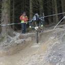 Photo of Karl WOODMAN at BikePark Wales