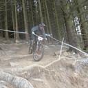 Photo of Jamie POWELL (vet) at BikePark Wales