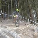 Photo of Sarah KING at BikePark Wales