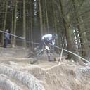 Photo of Chris SCHROEDER at BikePark Wales