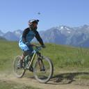 Photo of William ERRINGTON at Alpe d'Huez