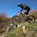 Photo of Gareth JONES (sen1) at Caersws