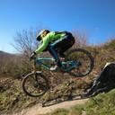 Photo of Ian HAMPSON at Caersws